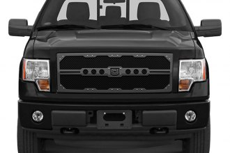 DJ Grilles® - Sniper Truck Center Bar Design Mesh Grille