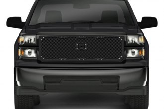 DJ Grilles® - Sniper Truck Badge Only Design Mesh Grille