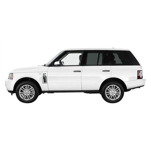 2003 Land Rover Range Rover Interior: Land Rover Range Rover 2006-2009 Macaro