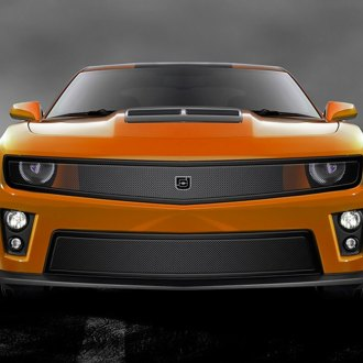 DJ Grilles® - Chevy Camaro Custom Grille