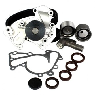 DNJ Engine Components® - Premium Timing Belt Kit with Water Pump
