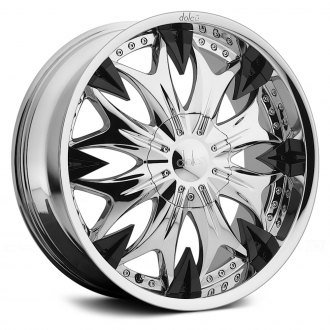 DOLCE® - DC20 Chrome with Black Accents