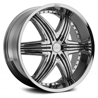 DOLCE® - DC48 Chrome with Black Inserts
