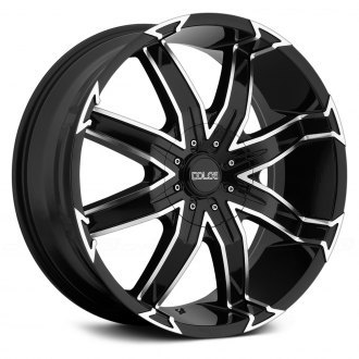 DOLCE® - DC66 Gloss Black with Machined Face