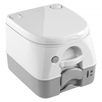 Dometic® - 972 Model Portable Toilet with Prismatic Tank Level Indicator