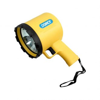 Dorcy® - 1 Million Candle Power Rechargeable Spotlight