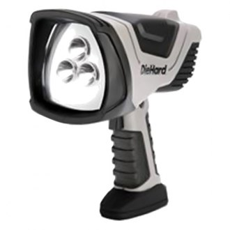 Dorcy® - 500 Lumen LED Recharge Flashight