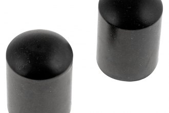 "Dorman® - 5/8"" Bypass Cap (Rubber, Black, 2 pcs)"