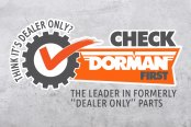Dorman Authorized Dealer