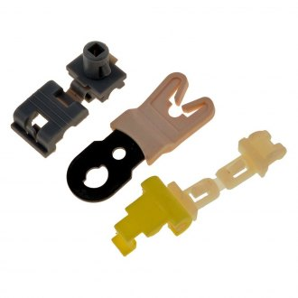 Dorman® - HELP!™ Front Door Lock Rod Clip Set