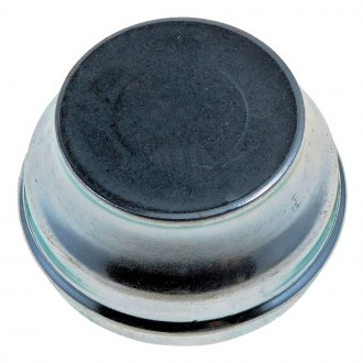 Dorman® - Front Silver Steel Wheel Bearing Dust Cap
