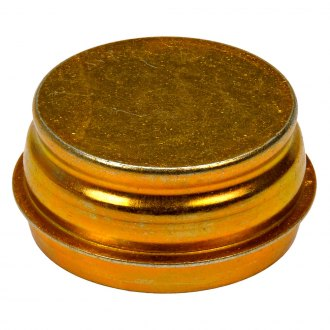 Dorman® - Front Gold Steel Wheel Bearing Dust Cap