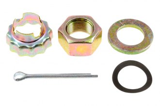 Dorman® - Spindle Lock Nut Kit
