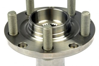 Dorman® 930-500 - Front Steel Wheel Hub