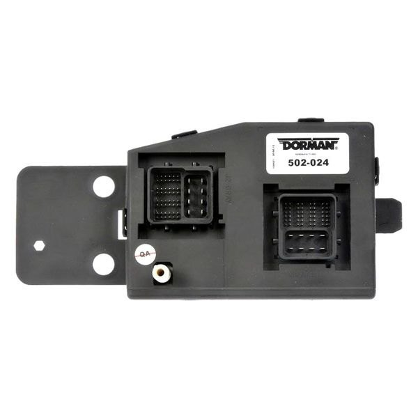 Where Is The Body Control Module On: Dorman® 502-024