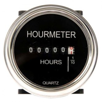 Dorman® - Chrome Hour Meter