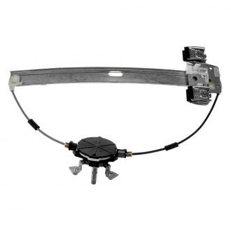 on Dodge Dakota Window Regulator Installation