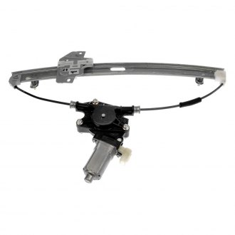 Dorman® - Front Right Power Window Motor and Regulator Assembly
