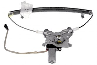 Dorman® 751-056 - Front Driver Side Power Window Regulator