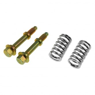 Dorman® - Front Exhaust Manifold Bolt and Spring