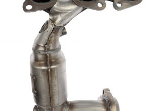 Dorman® 674-883 - Driver Side Exhaust Manifold with Integrated Catalytic Converter