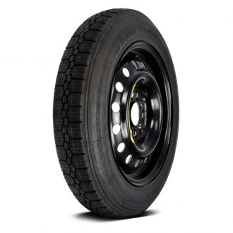 "Dorman® - 15"" Black Spare Tire and Wheel"