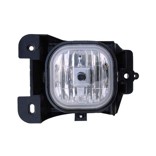 dorman 1631267 driver side replacement fog light