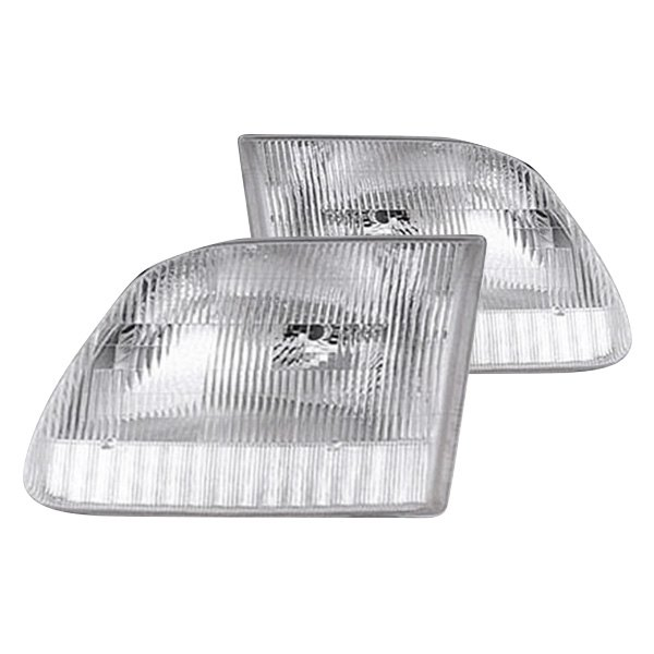 Dorman® - Driver and Passenger Side Replacement Headlights