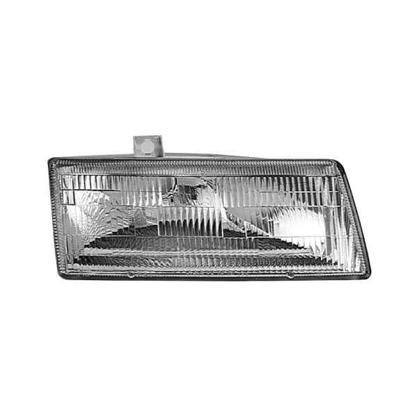 Old Plymouth Headlight : Service manual headlight removal plymouth voyager