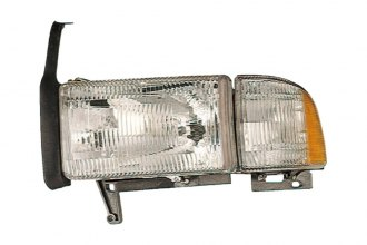 Dorman® 1590404 - Driver Side Replacement Headlight