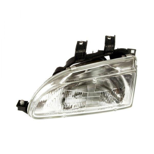 how to change honda civic headlight bulb