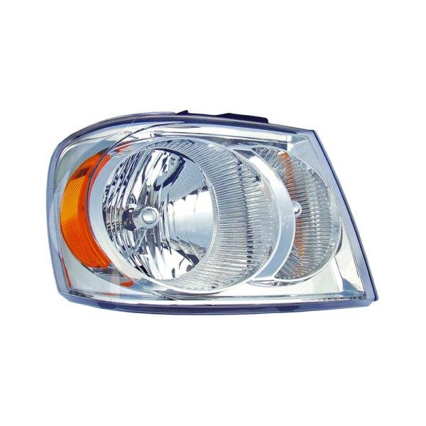 Dodge Replacement Headlights: Dodge Durango 2007 Replacement Headlight