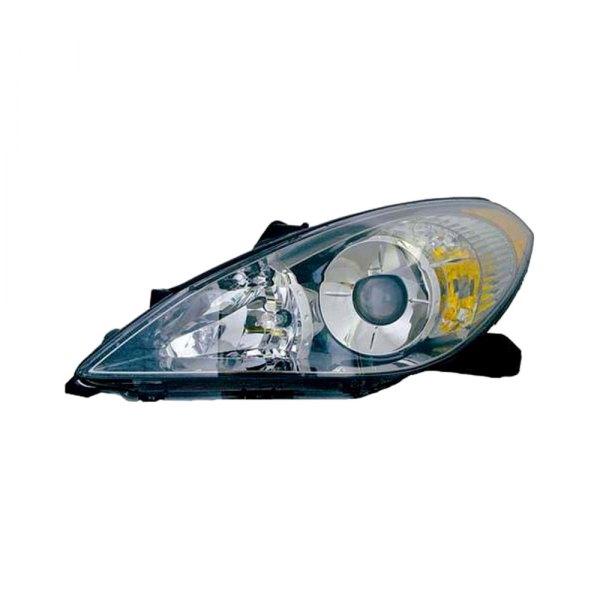 dorman toyota solara 2004 2006 replacement headlight. Black Bedroom Furniture Sets. Home Design Ideas