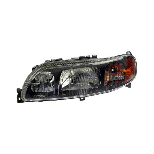 Dorman® - Volvo S60 with Factory Halogen Headlights 2001-2003 Replacement Headlight