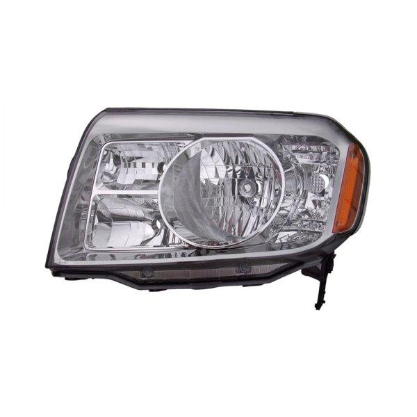 Dorman® - Honda Pilot 2009 Replacement Headlight