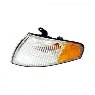 Dorman® - Front Driver Side Replacement Turn Signal / Parking Light