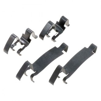 Dorman® - Front Disc Brake Pad Retaining Clip Set