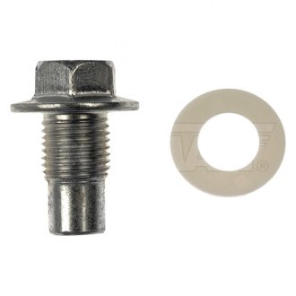 Dorman® - HELP™ Non-Magnetic Conventional Oil-Tite! Pilot Point Oil Drain Plug