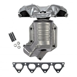 Dorman® - Cast Iron Natural Exhaust Manifold with Integrated Catalytic Converter