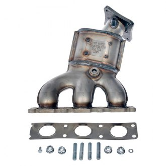 Dorman® - Stainless Steel Natural Exhaust Manifold with Integrated Catalytic Converter