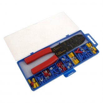 Dorman® - 22/10 Gauge Terminal Kit With Crimper (100 Per Pack)