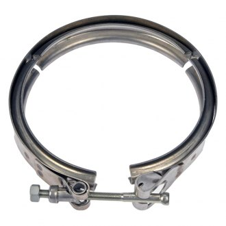 Dorman® - Stainless Steel Natural T-BOLT V-Band Exhaust Manifold Clamp
