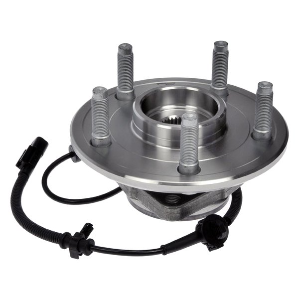 Dorman® 930-618 - OE Solutions™ Front Passenger Side Axle Bearing and Hub  Assembly