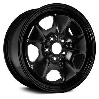 chevy camaro factory steel wheels carid Green Two Tone Pickup White dorman factory steel wheels