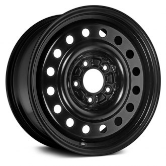 "Dorman® - 16"" Black Steel Wheel"