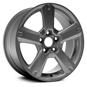 "Dorman® - 17"" 5 Spokes Gray Alloy Wheel"