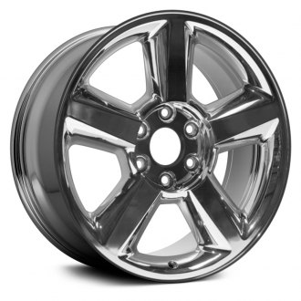 "Dorman® - 20"" 5 Spokes Silver Alloy Wheel"
