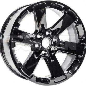 gmc yukon denali replacement factory wheels rims carid 2014 Yukon Denali Accessories dorman factory alloy wheels