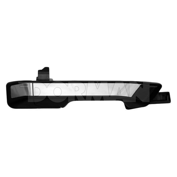 Rear Right Passenger Exterior Outside Door Handle Primed Black