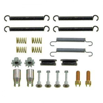 Parking Brake Hardware Kit-R-Line Rear Raybestos H7002